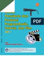 Kelas Smk Tek Penyiaran Dan Prod Program Jilid1 Sri