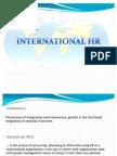 International Human Resources Management by Jamshed Khursig Ara Head Human Resource Car Plant Tata Motors Ltd 3234