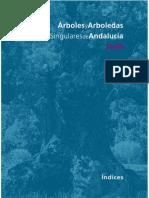 Indice Arboles Singulares Terminos Municipales