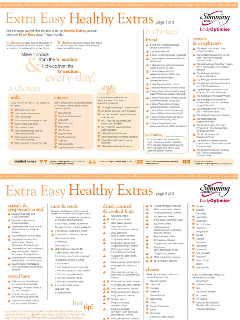 Extra Easy Healthy Extras Whole Grain Breads