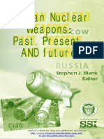 Russian Nukes Past,Present and Future
