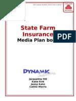 State Farm Media Plan Book