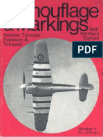 Camouflage and Markings 4 - Hawker Tornado, Typhoon, Tempest