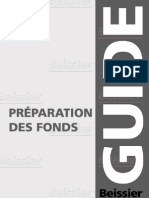 Guide de Preparation Des Fonds Enduits