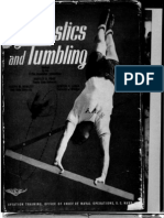 Gymnastics and Tumbling (Naval Aviation Physical Training Manual)