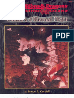 TSR 9571 - Plan Escape - Masters of Eternal Night