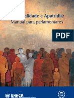 Nacionalidade e Apatridia