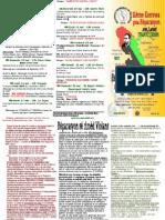 Programme Convoi pour les Réparations - édition 2011
