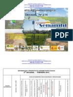 2do Decadal Nro. 216-Febrero 2012-Altiplano-Oruro_aeropuerto, El Alto y Potosí_aeropuerto