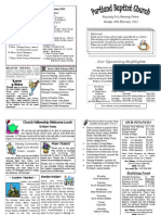 PBC Bulletin - February 19