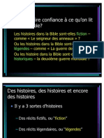 Peut-on se fier à la Bible