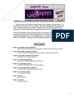 GBPPR 'Zine - Issue #14