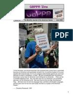 GBPPR 'Zine - Issue #27