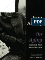 Amery, Jean - On Aging, Revolt and Resignation - 1968