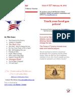 Newsletter 327