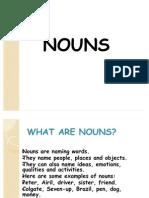 1.Nouns