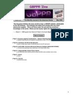 GBPPR 'Zine - Issue #49