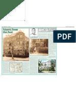 Article Mentioning Architect & Artist Louis D. Meline