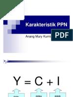 PPN - Karakteristik