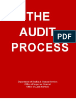 Audit Process - How To