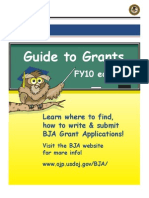 Grant Writing Manual