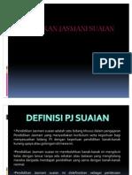 Pendidikan Jasmani Suaian