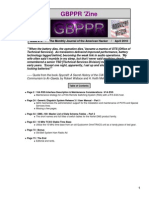 GBPPR 'Zine - Issue #72