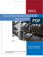 Russia Tyre Market Forecast and Opportunities, 2017_Sample