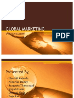 Global Marketing Ppt