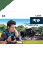 EOS600D Brochure