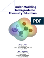 Warren J. Hehre and Alan J. Shusterman- Molecular Modeling in Undergraduate Chemistry Education