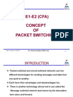 Chapter01 Packet Switching