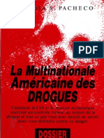 Pacheco S. Claudia - La Multinationale Americaine Des Drogues