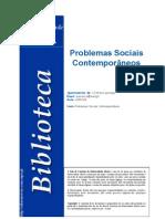 Prob Sociais Contemporaneos Cristinalourenco
