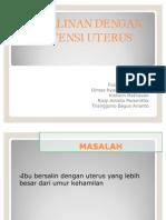 6. Persalinan Dengan Distensi Uterus