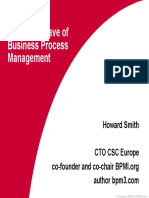 The Third Wave of Business Process Management