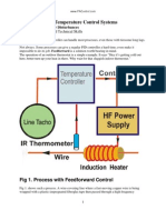 Feed Forward on Temperature Control Systems