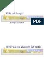 Villa Del Parque Hoy - 4A
