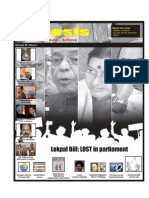 Genesis January 2012 Issue I