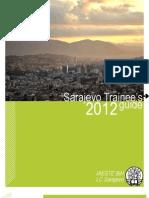 Trainee's Guide Sarajevo 2012