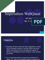 Imperialism WebQuest NEW