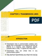 Chapter 5-Transmission Lines