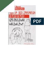 Bereś, Witold & Skoczylas, Jerzy - Trzecia Rzeczpospolita od płota do płota - 1999 (zorg)t