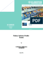 Fishery Industry Profile - Russia