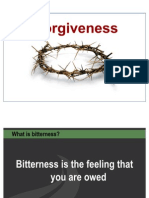 Forgiveness and the Unmerciful Servant