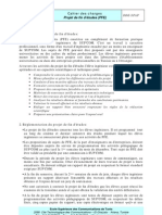 Cahier Des Charges PFE