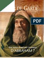Que nous enseigne l'exemple d'Abraham?