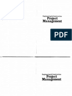 Engineering and Construction Project Management