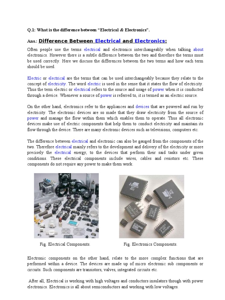 Assignment of Electronics | Germanium | Silicon