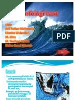 Morfologi Laut